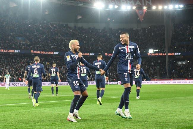CdL : Le PSG humilie (encore) l'ASSE, Lille efface Amiens