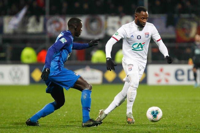 OL : En vidéo, le but de Moussa Dembélé contre Brest