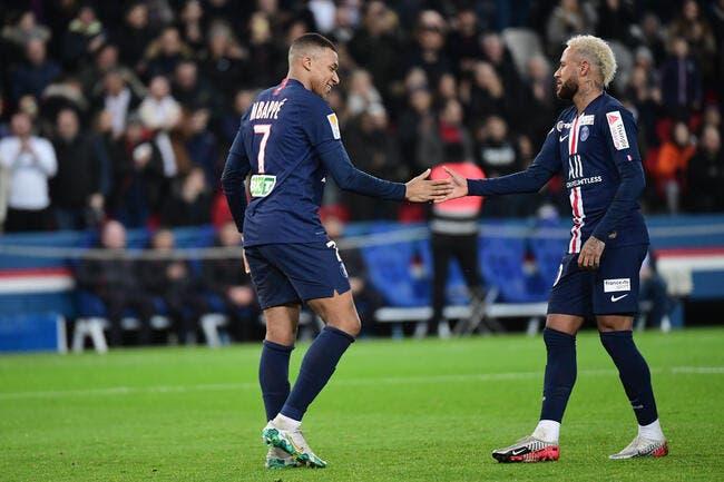 PSG : Mbappé a compris, il arrête son délire avec Neymar