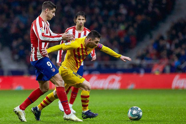 Supercopa : L'Atlético fait chuter le Barça et rejoint le Real en finale !