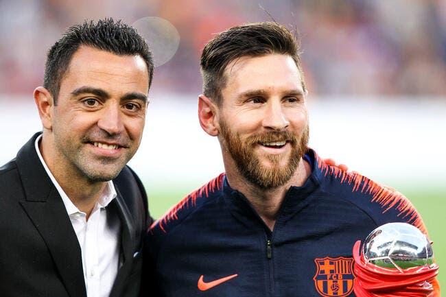 Barça : Xavi futur coach ? La folie s'empare de Barcelone