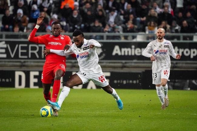 Amiens - Montpellier : 1-2