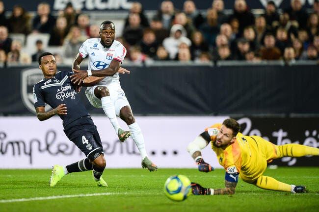 L'OL renverse Bordeaux, la VAR évite une catastrophe!