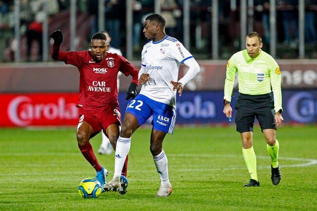 Metz - Strasbourg : 1-0