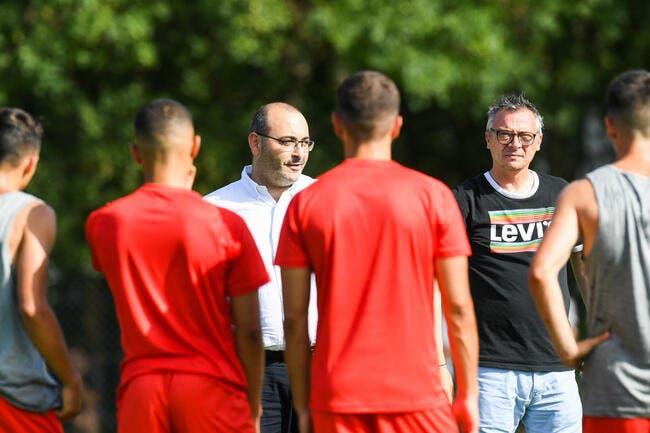 Nîmes : Les Crocos n'ont plus d'entraîneur, ça taille !