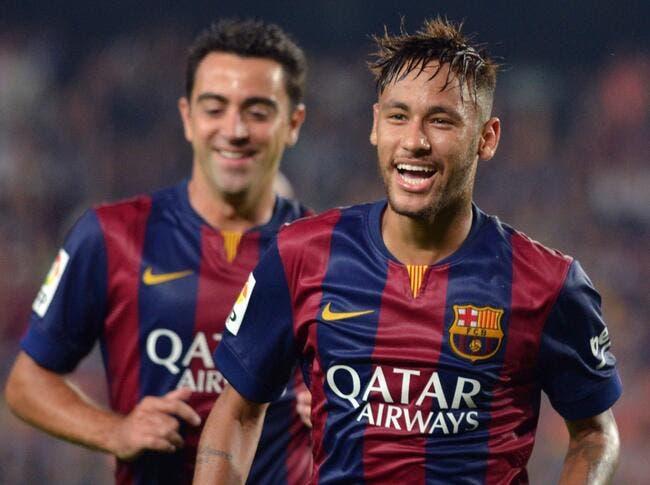PSG : Xavi a déjà un avis sur le cas Neymar