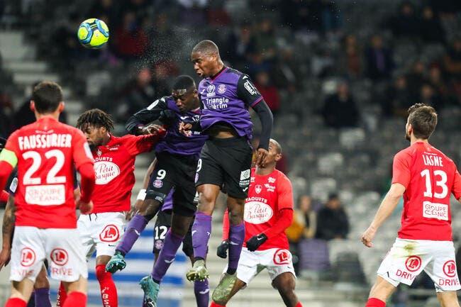 Toulouse - Brest : 2-5