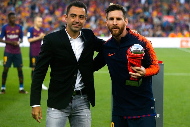 Esp : Xavi entraîneur du Barça, officialisation imminente !
