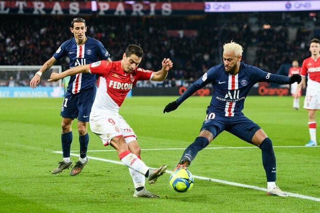 PSG : Neymar et Ben Yedder, les stars de la Ligue 1
