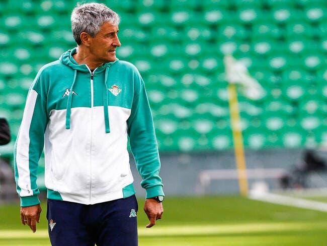 Esp : Ernesto Valverde viré, Quique Setien nouvel entraîneur du Barça !