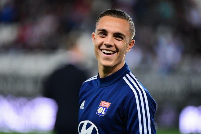 OL : Pierre Ménès voit l'avenir de Lyon, c'est Maxence Caqueret