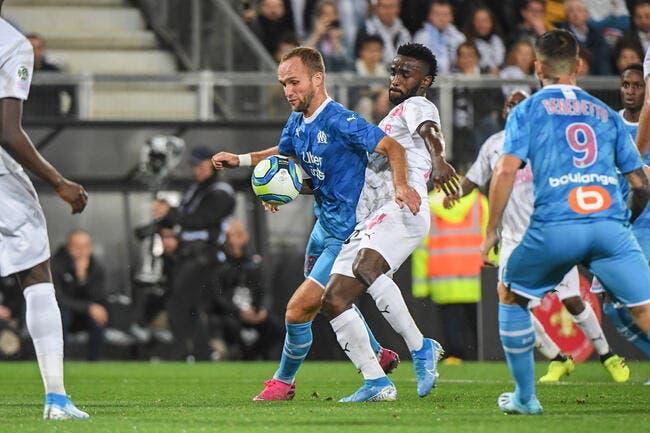 OM : Rennes le drague, Valère Germain prêt à quitter Marseille !