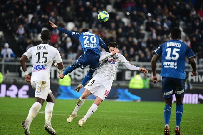 Amiens - Reims : 1-1