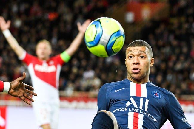 Avec ou sans VAR, le PSG est trop fort pour Monaco !