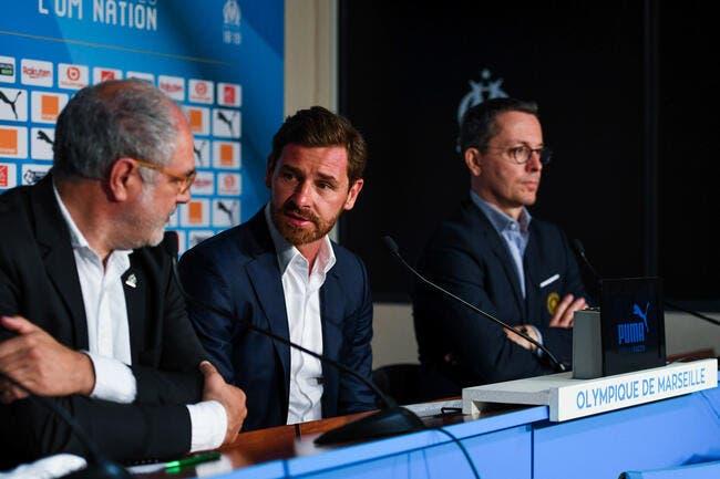 OM : Villas-Boas trahi par Eyraud, ça chauffe à Marseille !