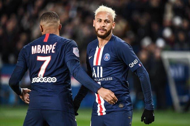 PSG : 410 ME le package, Neymar et Mbappé valent de l'or
