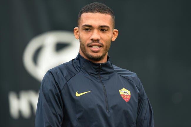 OL : Maurice fonce sur un défenseur brésilien, c'est non !
