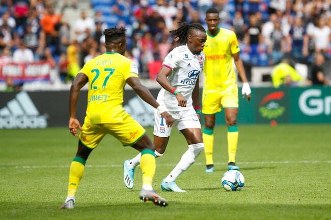 Nantes - Lyon : les compos (20h55 sur Eurosport 2)