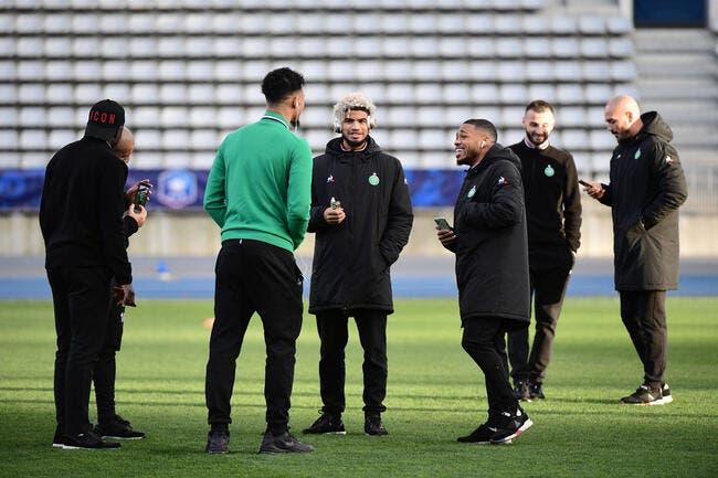 Paris FC - ASSE : les compos (18h00 sur Eurosport 2)