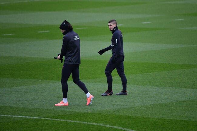 Sans huit joueurs à Lorient — PSG