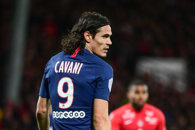 PSG: Klopp supplie Paris de ne pas lâcher Cavani au mercato