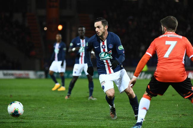 CDF : Sarabia sauve le PSG à Lorient !