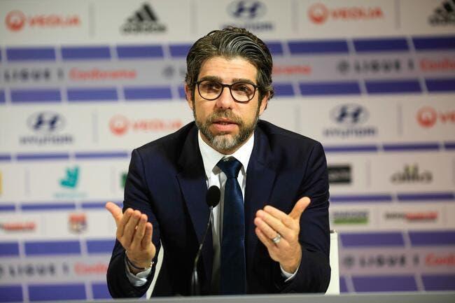 OL : Juninho n'est plus le patron du mercato, il balance