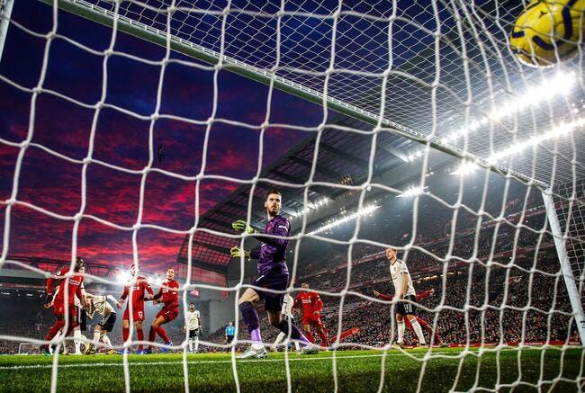 PL : Liverpool bat MU et prend 16 points d'avance