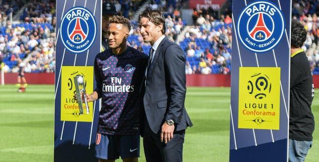 PSG : Neymar c'est Messi ou Cristiano Ronaldo à Paris