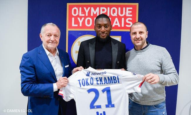 Officiel : L'OL annonce Toko-Ekambi, les détails financiers dévoilés