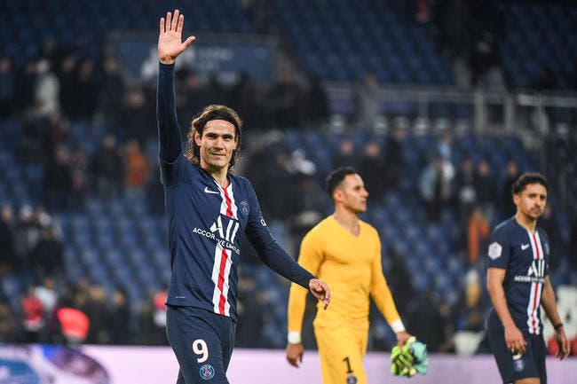 Cavani à l'Atlético Madrid : Une question de temps selon sa famille