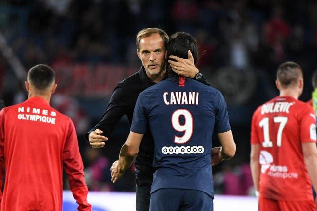 PSG : Cavani est pris pour un « con », Di Meco disjoncte !