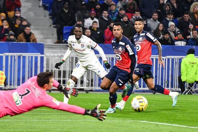 CdL : Lyon revient en finale après six ans d'attente