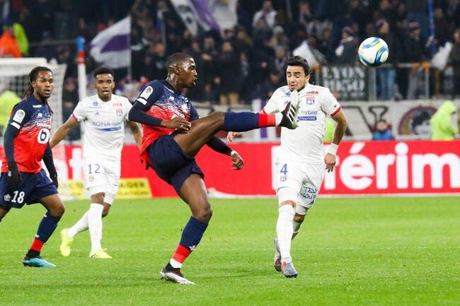 CdL : OL - LOSC : les compos (21h10 sur France 2 et Canal+ Sport)