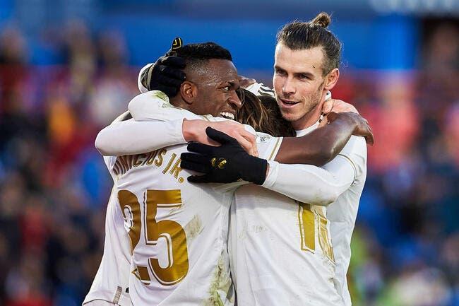 Mercato : Gareth Bale poussé par le Real Madrid à Tottenham ?