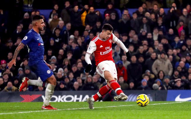 PL : Arsenal arrache un nul fou à Chelsea