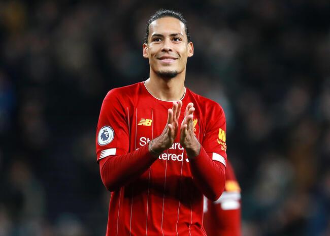 PL : Van Dijk l'admet, Liverpool a une légère avance...