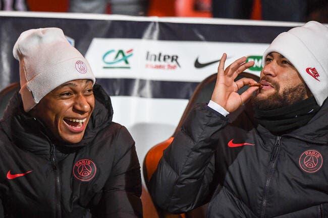 PSG : Mbappé prend les rumeurs de vitesse au mercato