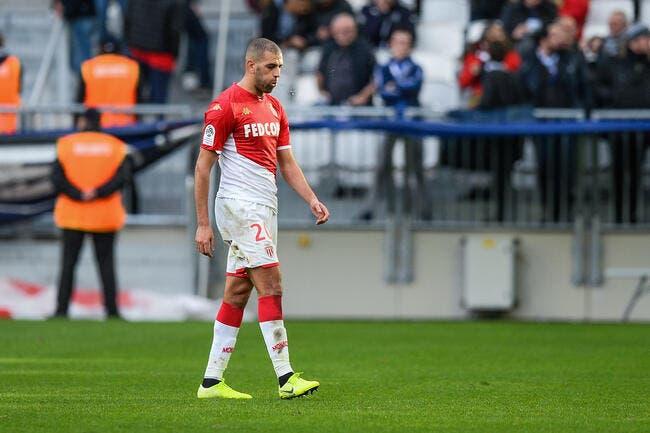 Sans Islam Slimani ni Jean-Kévin Augustin contre Strasbourg — Monaco