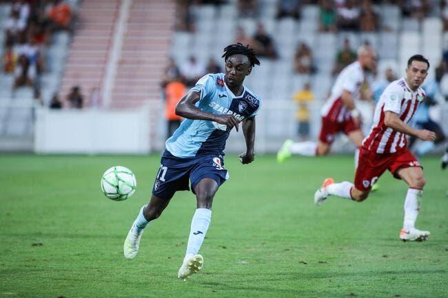 Tino Kadewere signe à l'OL et repart au Havre en prêt — Transferts