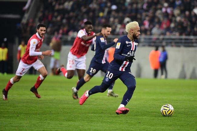 TV : Les trois buts du PSG contre Reims