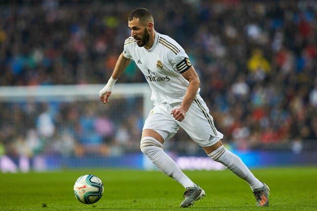 Mercato : Karim Benzema va rempiler au Real Madrid !
