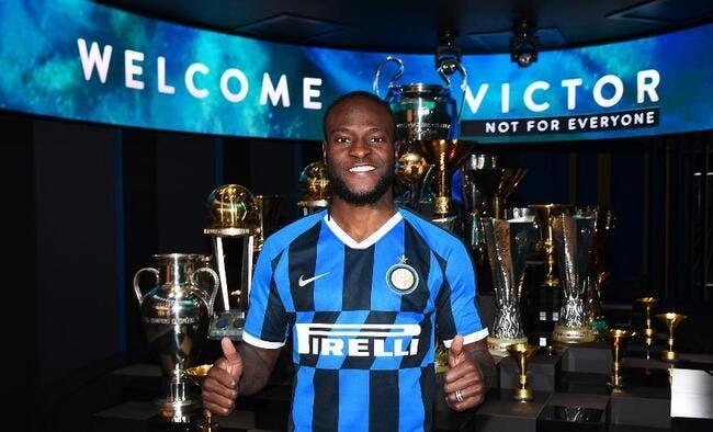 Officiel : L'Inter Milan recrute Victor Moses en prêt