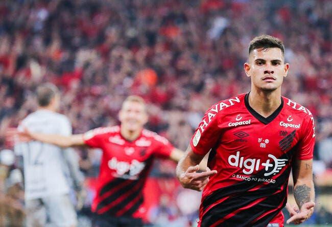 Atlético, revirement dans le dossier Bruno Guimarães — Mercato OL