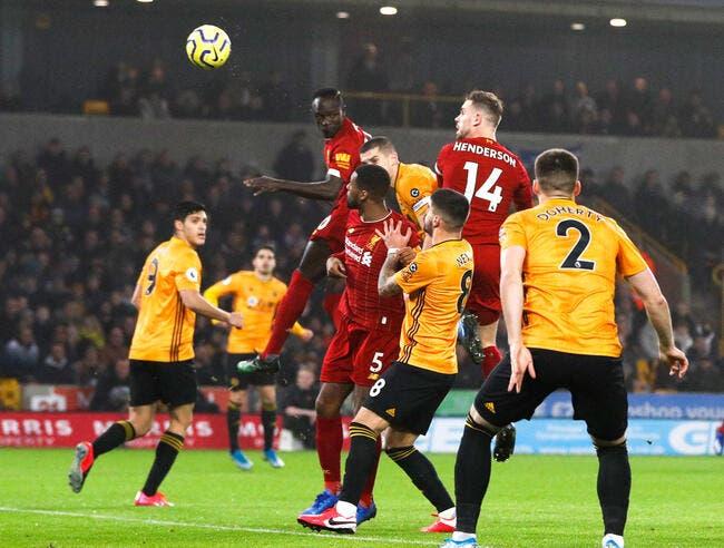 Les Reds gagnent et perdent Mané — Wolverhampton-Liverpool