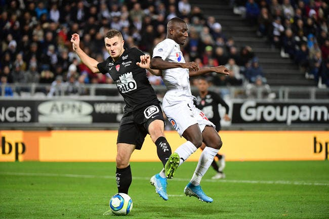 Brest - Amiens : 2-1