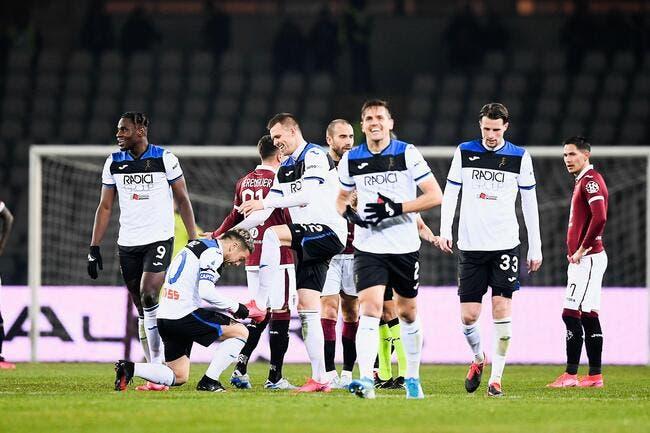 Ita : L'Atalanta humilie salement le Torino