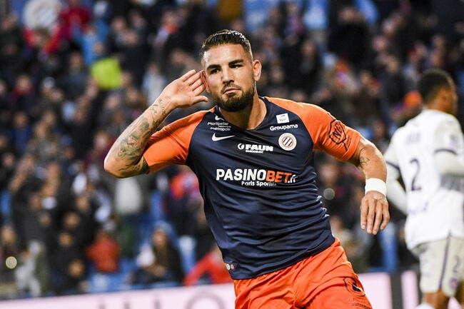 Montpellier - Dijon : 2-1