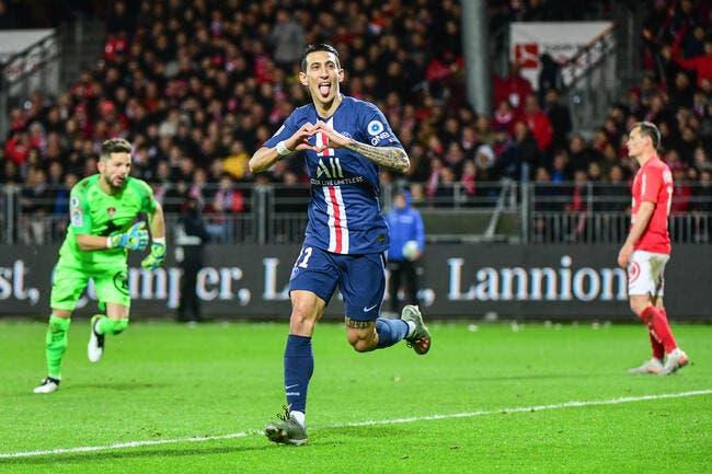 PSG: Di Maria quittait Paris, Tuchel l'a rattrapé à Barcelone