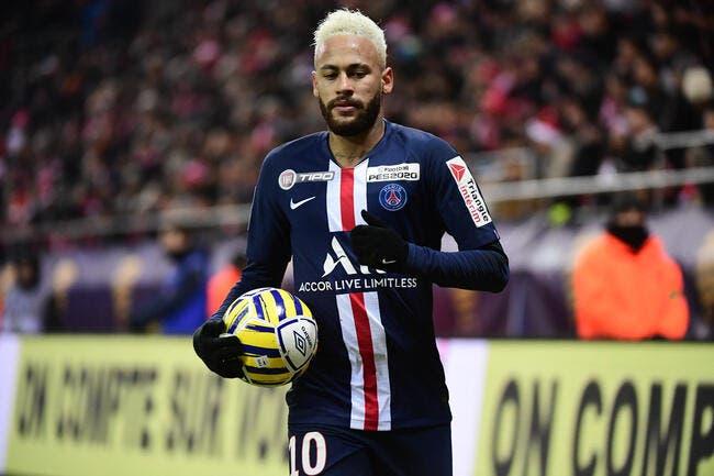 PSG : Neymar star à Paris, ça rend fou le Barça !